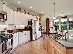 Stoneridge House Plan Kitchen