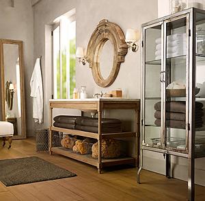 Восстановление аппаратного обеспечения Phamarcy Большой шкаф для ванной