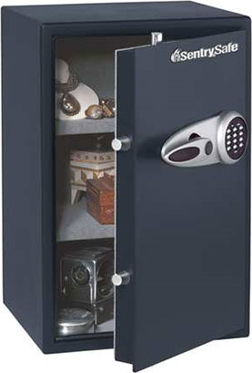 Zoro 2.3 Cubic Ft. Security Safe