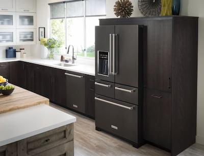 KitchenAid Multi-Door Freestanding Refrigerator