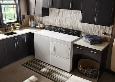 Maytag Commercial-Grade Washer and Dryer