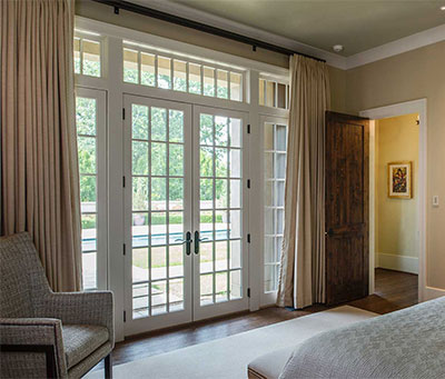 Integrity Windows Wood-Ultrex Inswing French Doors