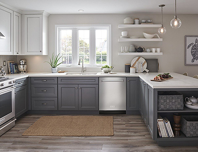 KitchenAid FreeFlex Rack Dishwasher