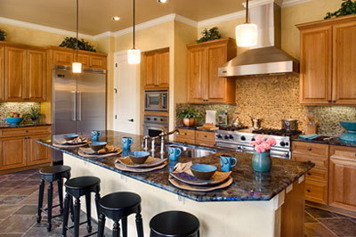 The Best Kitchens best-selling kitchens of 2011 | the house designers