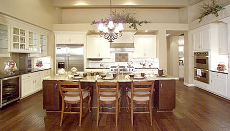 Shaped Kitchen Designs  Island on Best Selling Kitchens Of 2011   The House Designers