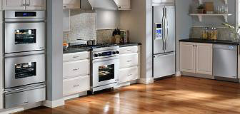luxury kitchen appliances gallery