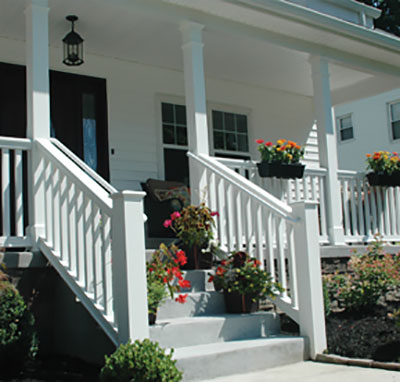 Fypon Deck Railing & Balustrade Systems