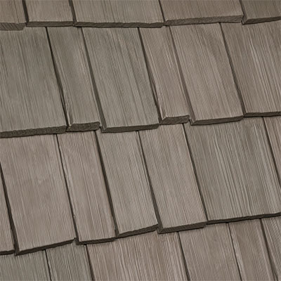 DaVinci Roofscapes Bellaforte Shakes in EcoBlend