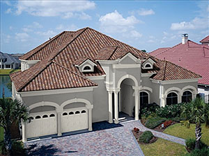 Why You Should Consider A Clay Tile Roof The House Designers