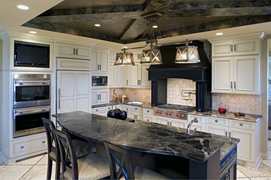 What Men And Women Consider A Dream Kitchen The House