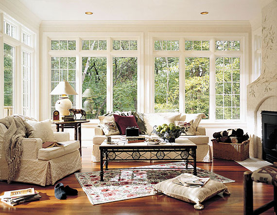 Creating a custom window design for your home the house designers for Casement window design plans
