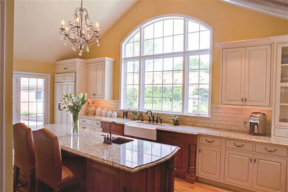 Creating a custom window design for your home the house Custom design windows