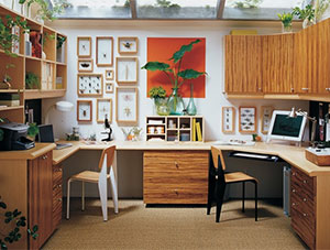 California Closets Home Office Solutions