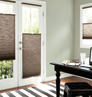 smith+noble Petite Cell Honeycomb Shades