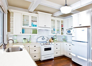 Veranda Bay House Plan Kitchen