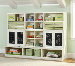 Pottery Barn Kids bookcase