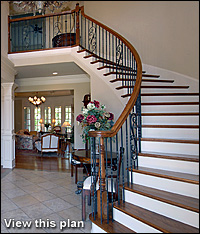 Etonnant Custom Stair Designs