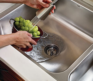 Moen® Neva™ Stainless Steel Sink