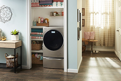 Whirlpool Smart All-in-One Washer and Dryer
