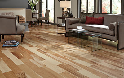 Bellawood Matte Hickory Natural
