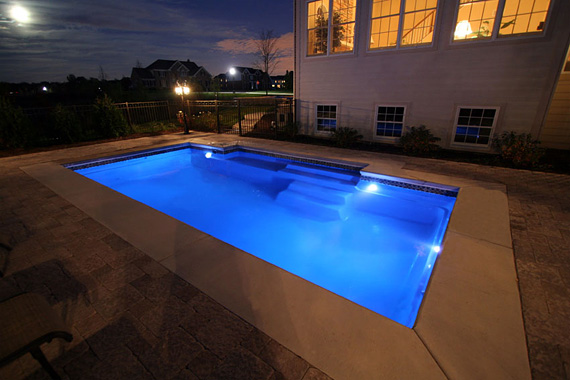 dive into a beautifully designed pool | the house designers, Reel Combo