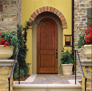 Therma-Tru Doors Classic-Craft Rustic Collection
