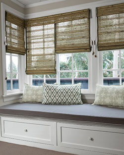 The smith noble environmentally friendly window covering for Smith and noble natural woven shades