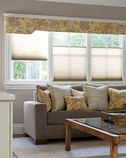 smith+noble honeycomb shades