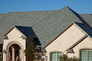 DaVinci Roofscapes Fancy Shake tiles