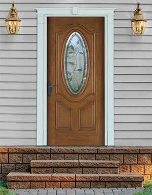 Fypon Craftsman Door Surround Kits