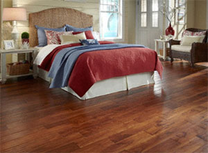 Lumber Liquidators Virginia Mill Works Golden Teak Acacia Handscraped Flooring