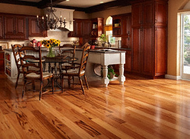 Bellawood Brazilian Koa from Lumber Liquidators