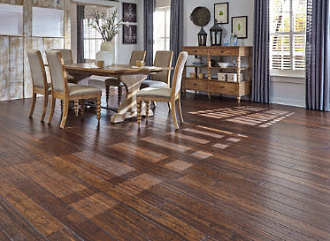 Hardwood Floors To Upgrade Your Dining Room The House Designers - Hard floor liquidators