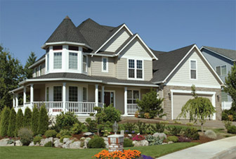 Designing a fabulous front porch the house designers for Victorian home plans with turret