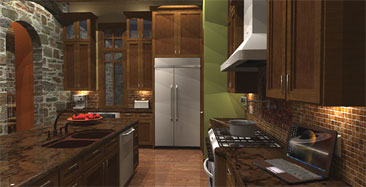 Beautiful Cabinetry ...