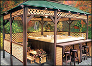 Gazebos The House Designers