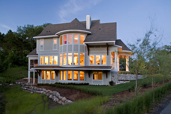 Fantastic Homes Designed With A View The House Designers Largest Home Design Picture Inspirations Pitcheantrous
