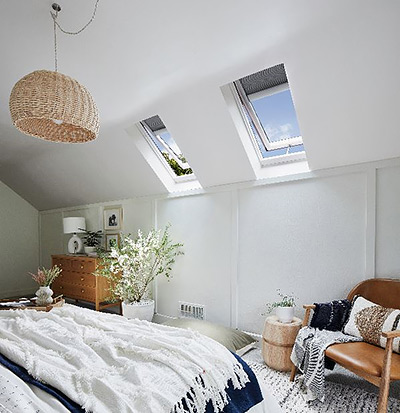 VELUX Skylight Blinds