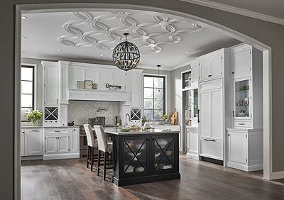 Consider Yorktowne Cabinetry for quality built-ins.