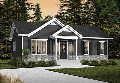 House Plan 9516