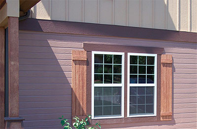 LP SmartSide Lap Siding