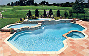 Lots of Options For Inground Pools