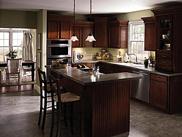 Kitchen Planning Selecting The Right Layout The House