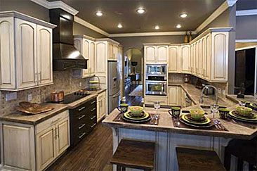 Peninsula Kitchen Layout | Kitchen Layout and Decor Ideas
