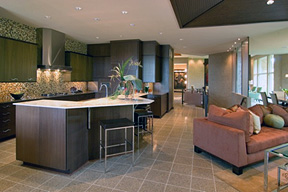 This Contemporary Kitchen Design ...