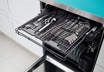 Jenn-Air TriFecta Dishwasher
