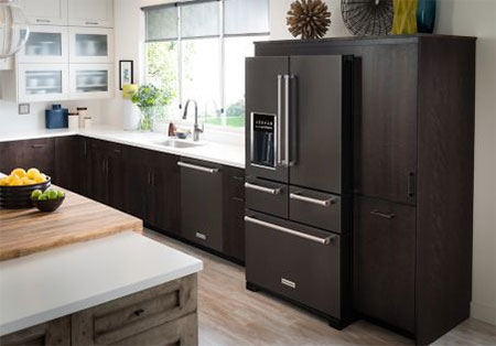 KitchenAid Multi-Door Freestanding Refrigerator