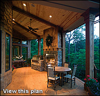 Outdoor Living Ideas Glamorous Outdoor Living Ideas  The House Designers Decorating Inspiration