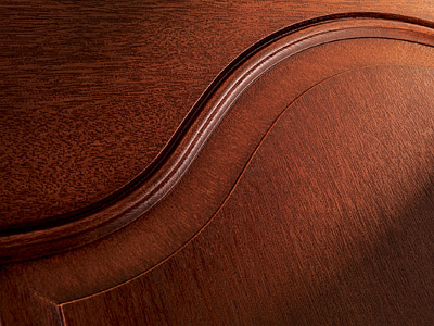 Therma-Tru Classic-Craft Mahogany Collection
