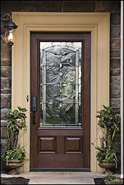 premium selection 92d7e 71110 Parts of An Entry Door | The House Designers